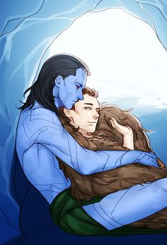 jotun!loki | Tumblr I don't even know anymore