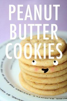 Tender peanut butter cookies Really nice recipes. Every  Mein Blog: Alles rund um die Themen Genuss & Geschmack  Kochen Backen Braten Vorspeisen Hauptgerichte und Desserts