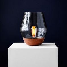 Bowl Table Lamp   KOPERHUIS