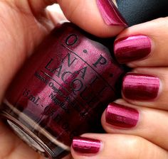 Glitz, Glitter and Glam Steal the Spotlight in the OPI Mariah Carey Cute Little Vixen Holiday 2013 Collection