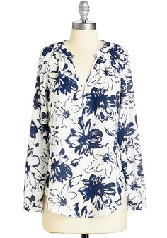 Perfectly Picturesque Top, @ModCloth