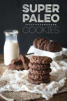 Super Paleo Cookies by Our Paleo Life