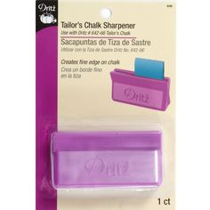 Dritz Tailor''s Chalk Sharpener - Marking Tools