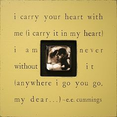 Sugarboo Designs I Carry Your Heart Photobox #icarryyourheart #sugarboodesigns