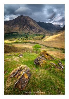 Glencoe, Scotland by ~SebastianKraus