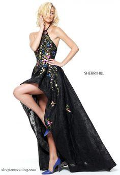Sherri Hill Prom 2017, Style 50967