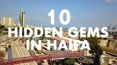 Haifa é uma das mais belas cidades em Israel. Veja neste vídeo 10 coisas que você pode fazer na cidade.