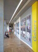 School corridor design