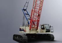 Zoomlion Crawler Crane Supplier, Zoomlion Cranes Parts for Sale Wishes For Mother, Crawler Crane