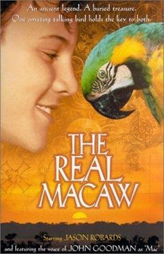 The Real Macaw 1998