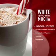 Your oatmeal (and breakfast!) will love its new holiday sidekick: http://bit.ly/DVGPeppermintMocha