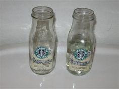Reuse Starbucks Bottles!