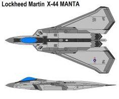 X-44 MANTA by bagera3005