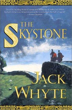 Love the whole series about the Arthur, Merlin, etc...  Started reading his books years ago, always hoping for the next to come out. Any of his books are a good read!