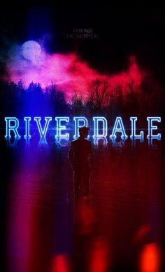 Riverdale logo wallpaper ️ Riverdale ️ em 2019 Papel