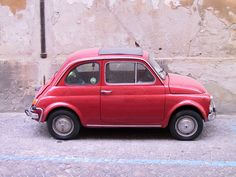Tenuta San Pietro - Original FIAT 500 ♡ - Wedding in Tuscany
