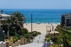 2/2 Manhattan Beach House Rental: Gorgeous Ocean View Duplex Steps To The Beach | HomeAway