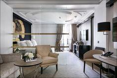 Un total de nueve reproducciones de Diego Velázquez inspiran cada una de las suites y espacios comunes del hotel.