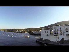 Cadaqués desde el aire en 60 segundos - YouTube