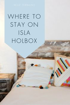 Traveling to Isla Holbox, Mexico? Stay at Casa Las Tortugas.