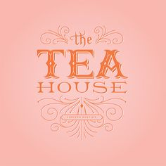 The Tea House by Clairice Gifford, via Behance