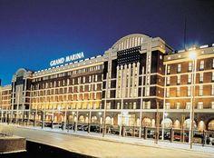 Отель Scandic Grand Marina 4* (Хельсинки, Финляндия) – отзывы (23), бронирование онлайн