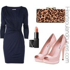"""""""How To Dress Your Apple Shape? (Part 2)"""" by adoremycurves on Polyvore"""
