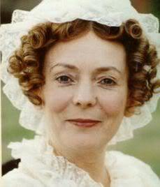 Alison Steadman, Mrs. Bennet - Pride and Prejudice directed by Simon Langton  (TV Mini-Series, BBC, 1995) #janeausten