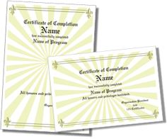NavyCertificateOfCompletionTemplate  Certificate Of