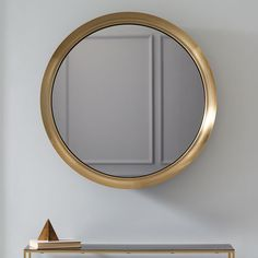 Recessed Wall Mirror