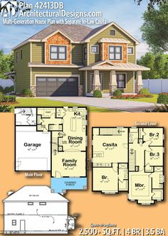 Ready When You Are! Where Do YOU Want To Build? #42413DB #adhouseplans  #traditional #architecturaldesigns #houseplans #architecture #newhome ...