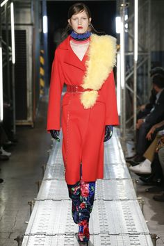 MSGM Fall 2016 Ready-to-Wear Collection Photos - Vogue
