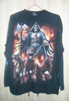 t shirt manches longues SPIRAL  / Noir / 4 (XL) FR / Elasthane / Toutes saisons