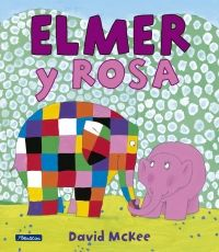 Elmer y rosa David, Family Guy, Kids Rugs, Color Rosa, Fictional Characters, Reading, Libros, Grandparent, Lost