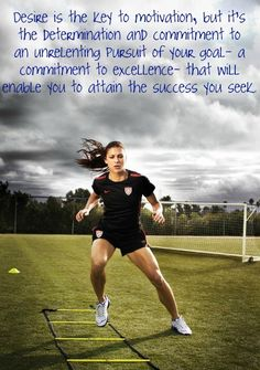 Motivational Monday!  Do you have what it takes to SUCCEED at achieving your Fitness goals.....?  DESIRE = having the motivation to attain something you are longing for  DETERMINATION = having the courage to make or arrive at a decision  COMMITMENT = having the dedication to pledge or engage in oneself