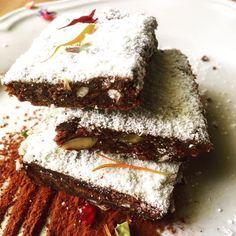 Brownies con batata e mandorle senza zuccheri liberi - Cucina Sana e Consapevole