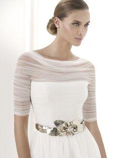 5 kinds neckline for your wedding dress