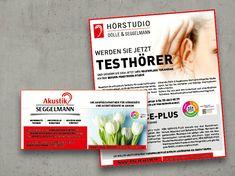 Hörakustik Seggelmann Anzeigen // Februar 2015