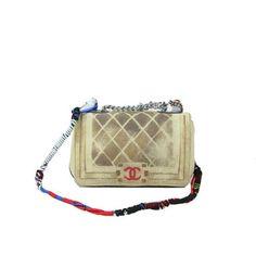 Wholesale Réplique Boy Sac Chanel Flap A92316 toile peinte Lumière Abricot  - €185.35   réplique b46e01e1668