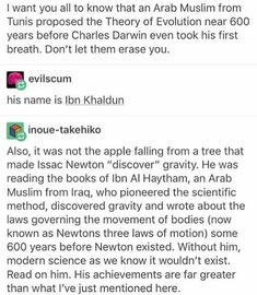 We need to stop whitewashing science history! Posts Tumblr, Tumblr Funny, Funny Memes, Funniest Memes, Funny Quotes, Angst Quotes, Refugees, The More You Know, Interesting History