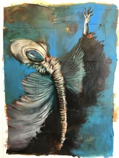 The Sandman by Dave McKean