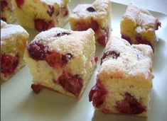 Hungarian Desserts, Hungarian Recipes, Delicious Desserts, Dessert Recipes, Yummy Food, Kefir Recipes, Cooking Recipes, Sweet Cookies, Baking And Pastry