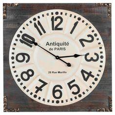 Cooper Classics Talbert Wall Clock