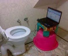 công nghệ nhà xí??