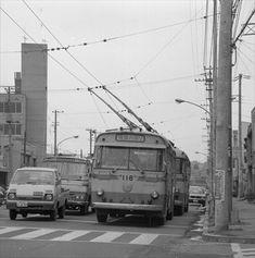 かつて横浜市内を走っていた「トロリーバス」って?[はまれぽ.com]