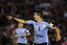Fútbol: Uruguay derrota 4-2 a Bolivia y clasifica a Rusia 2018