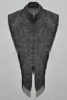 Widow Funeral Vest