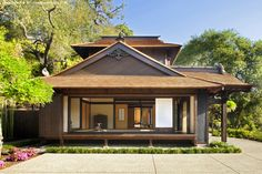 Kelly Sutherlin McLeod Architecture, Inc. | Long Beach, CA — Japanese House
