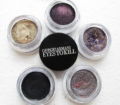 Beautiful, beautiful eyeshadows. Easy to apply and lasts.- Giorgio Armani | Find the Latest News on Giorgio Armani at the Make-up Blogette