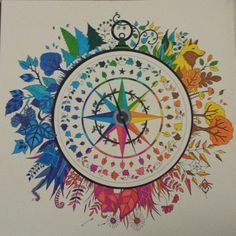 the enchanted forest coloring book rainbow